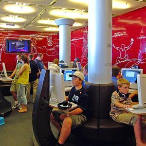 Интернет-кафе Светлого